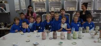 warsztaty ceramiczne w Pracowni Manu